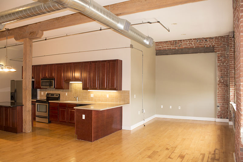 Lofts for rent in Crossroads KC 3