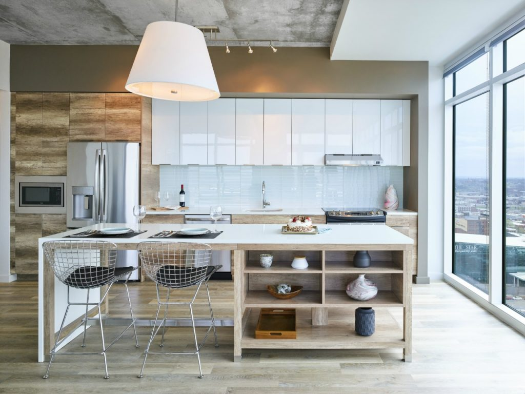 two light - - coolest kitchens in kansas city