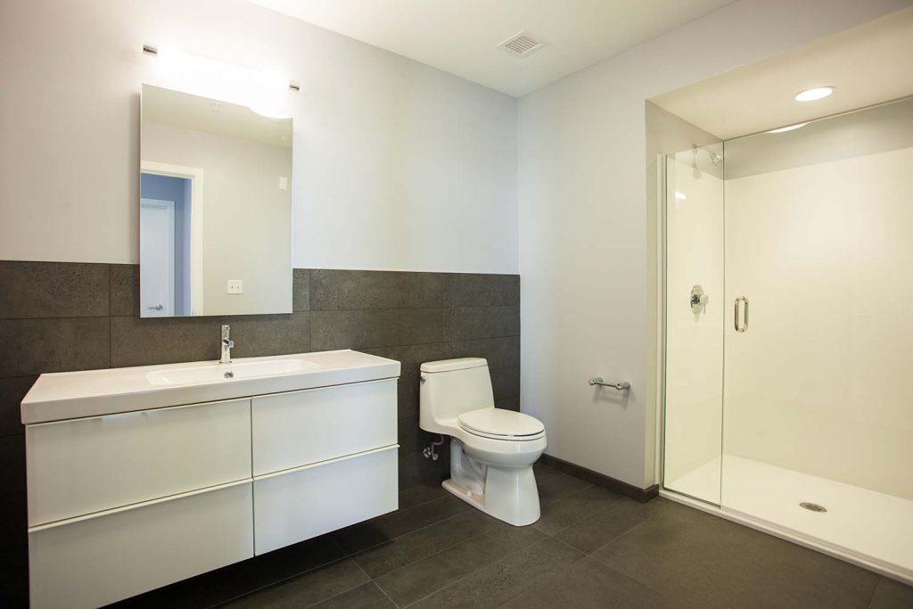 international - - coolest apartment bathrooms in kansas city