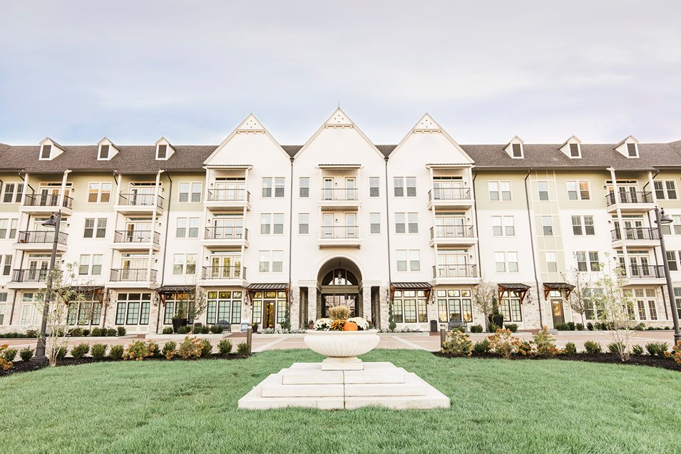 kesller residences are apartments located in the shawnee mission school district