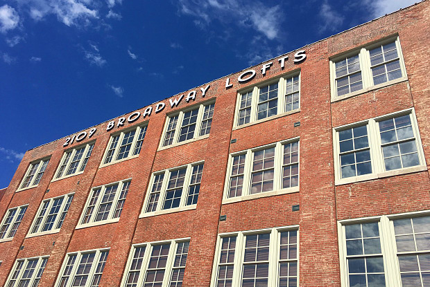 Lofts for rent in Crossroads KC 1