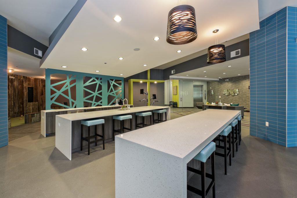 kc apartment office spaces